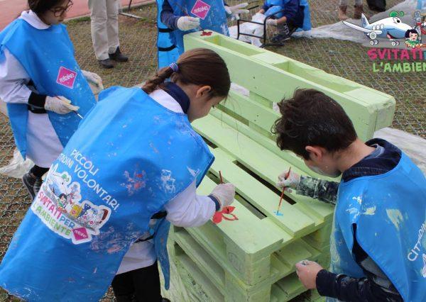 Svitati e i Cleaning Days, progetto didattico gratuito, progetto educativo