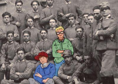 Memorie d'Italia 1914 – 1918.  Gli anni della Grande Guerra