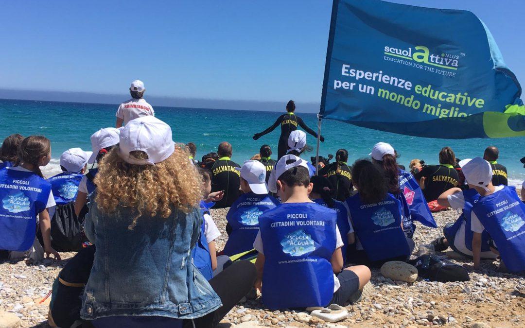 A Scuola di Acqua – Insieme per la spiaggia di Vergine Maria