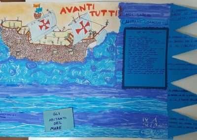 Menzione Speciale - IV A - IC S. G. Battista - Genova
