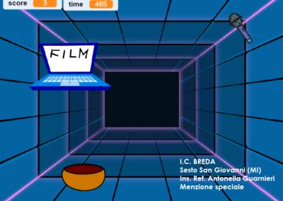 Menzione speciale-videogioco