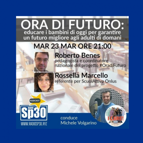 Ora di Futuro - podcast