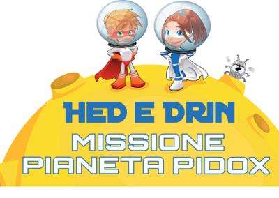 Hed e Drin – Missione Pianeta Pidox